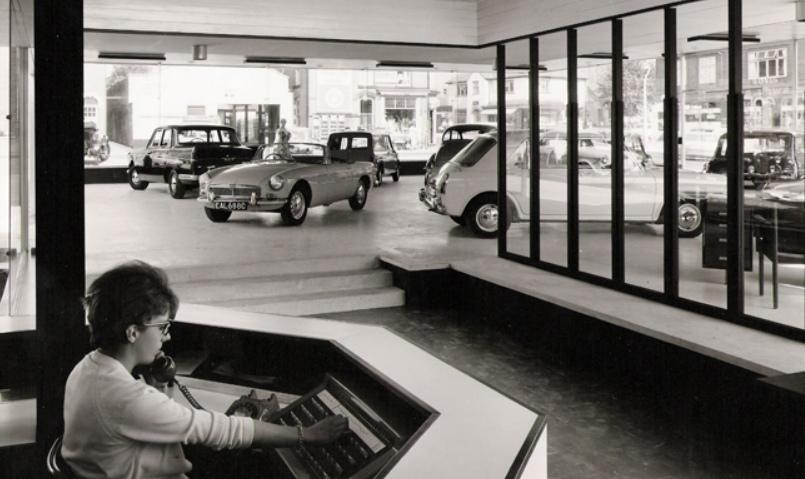 Pour conclure la vente d'une voiture ne trainez pas, ouvrez lui directement les portes de sortie