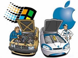 Autoreduc- Google vs Apple  la «guerre des voitures»