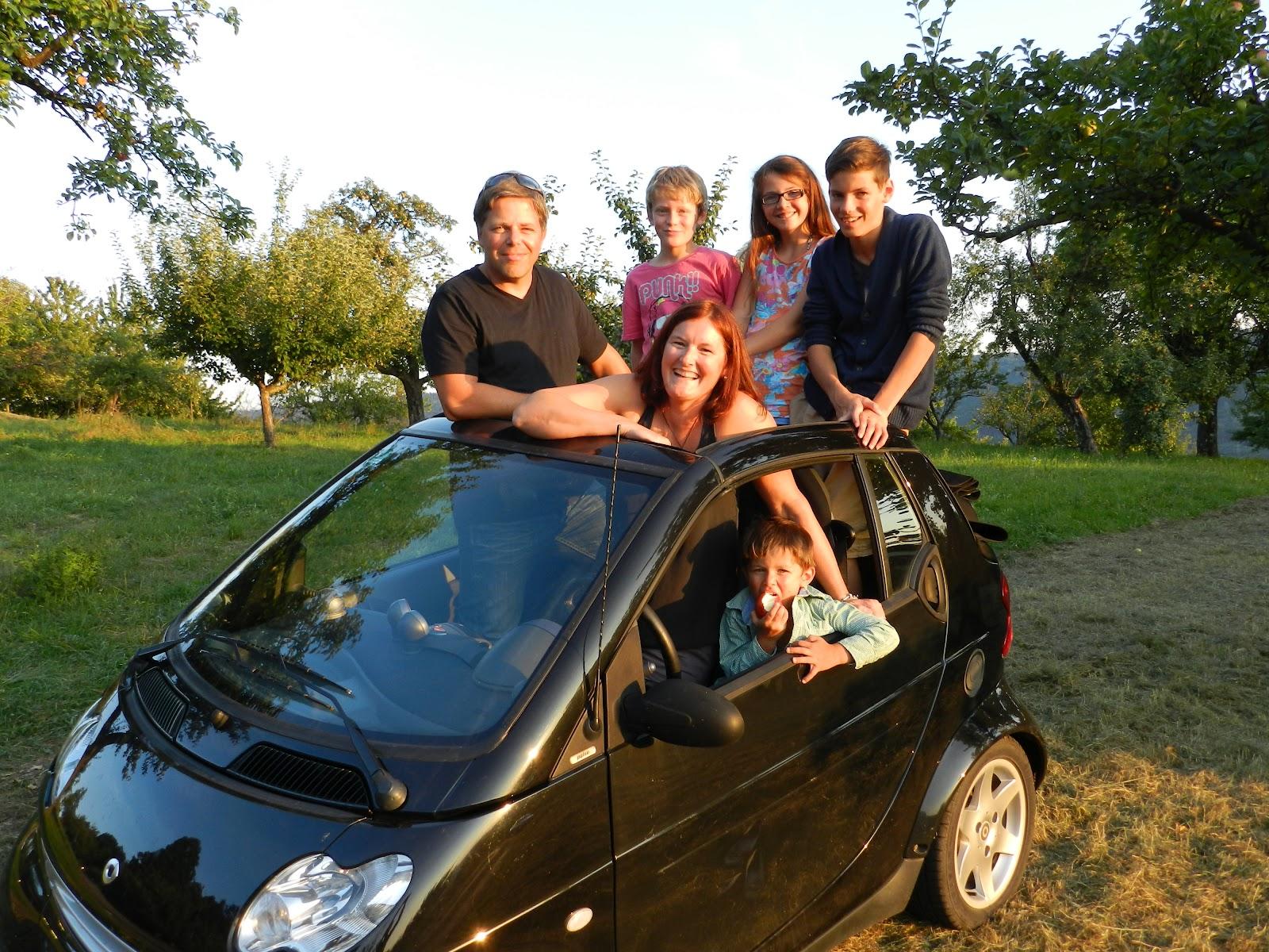 Quelques voitures qu'on se plairait bien à rouler en famille