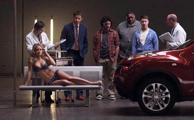 Essai du nouveau  Nissan Juke 1.2 DIG-T 2014.