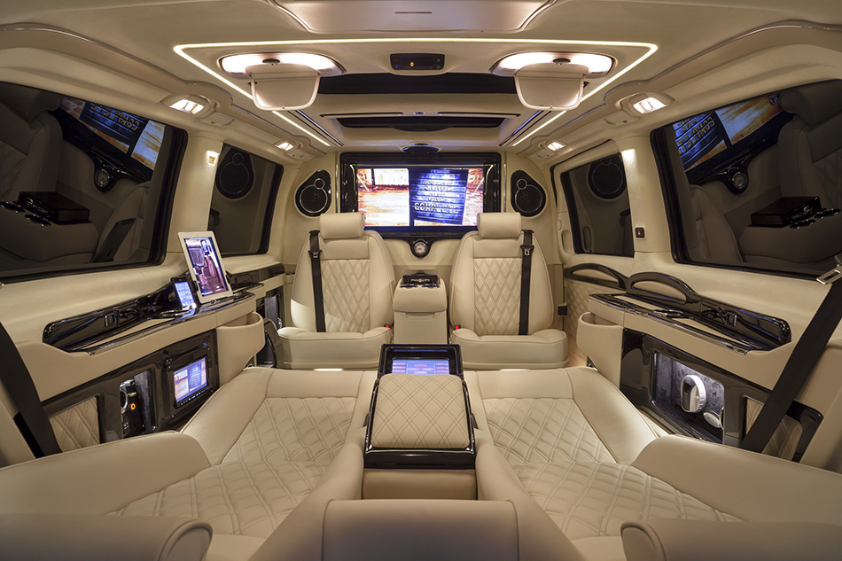 Les allemandes face à de nouvelles concurrentes sur le créneau automobile de luxe.