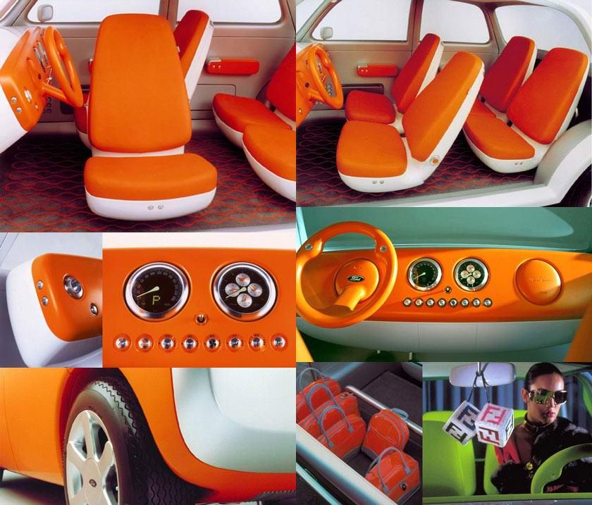 La Ford 021C de Marc Newson, un concept-car précurseur sous-estimé par Ford ?