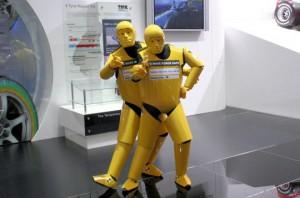 Les américains utilisent des mannequins obèses pour leurs crash-tests !
