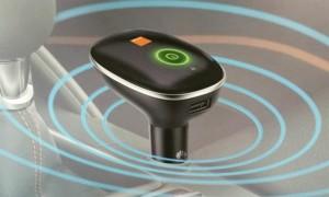 Orange lance un routeur WiFi 4G pour la voiture