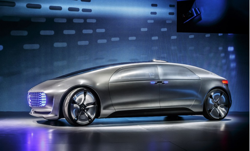 Mercedes réinvente le marketing automobile