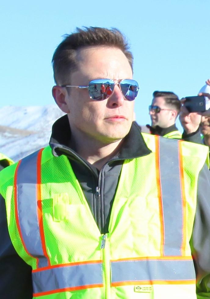Premières photos de la méga-usine de batteries de Tesla