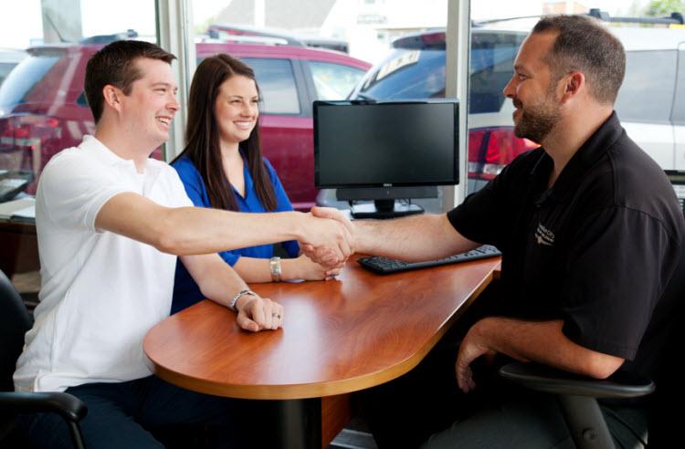 Négocier la meilleure offre pour une nouvelle voiture