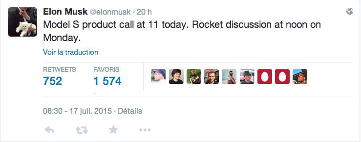 """La Tesla model S aura le mode """"absurde"""" : 0 à 100 km/h en 2.8 s."""