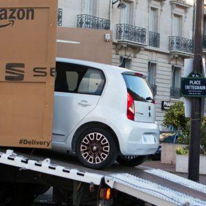Fiat Italie commercialisera 3 modèles sur Amazon