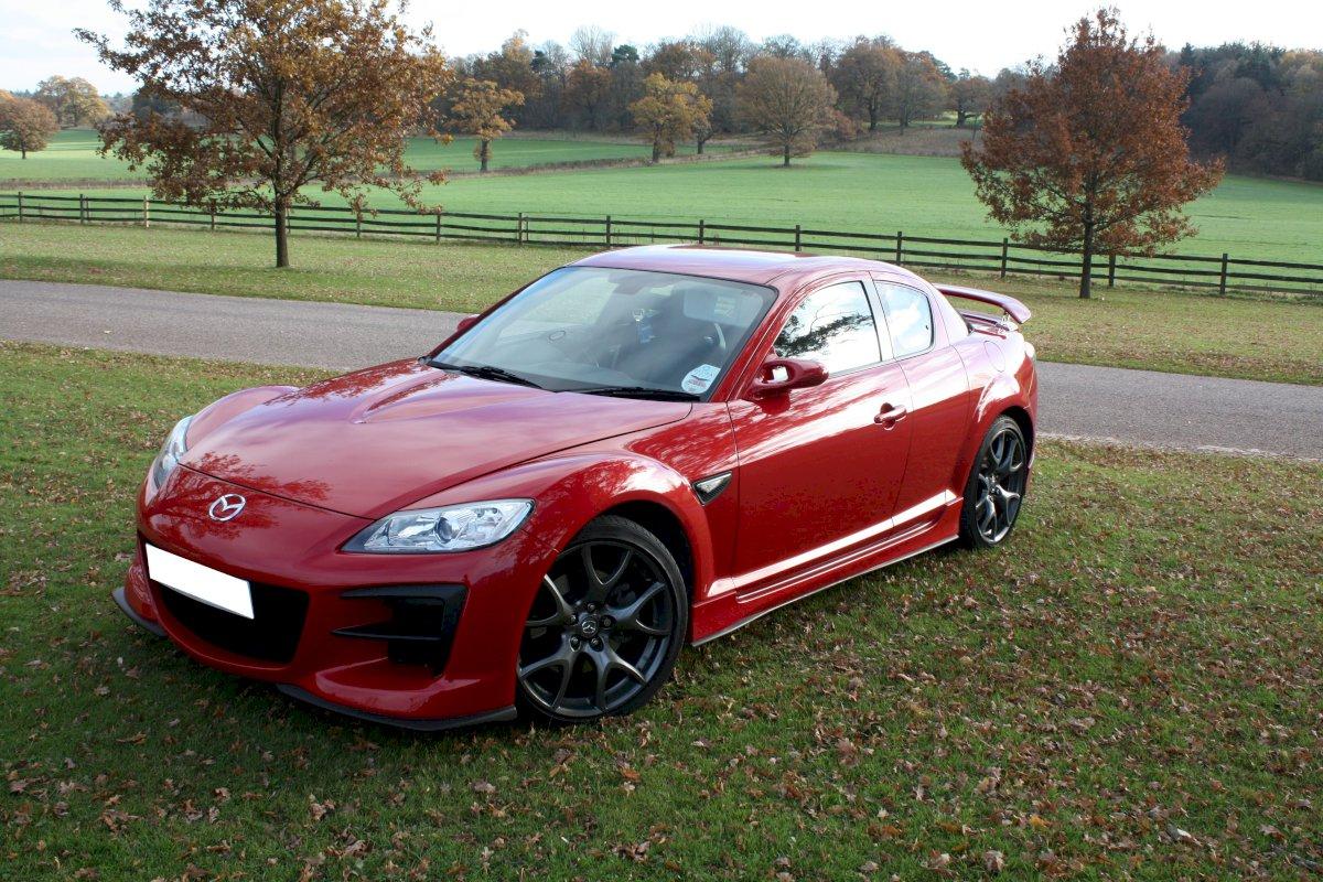 Assurance auto pas chère pour la Mazda RX8