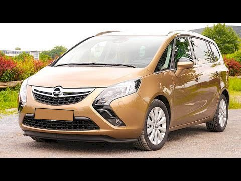 Assurance auto pas chère pour la Opel Zafira Tourer