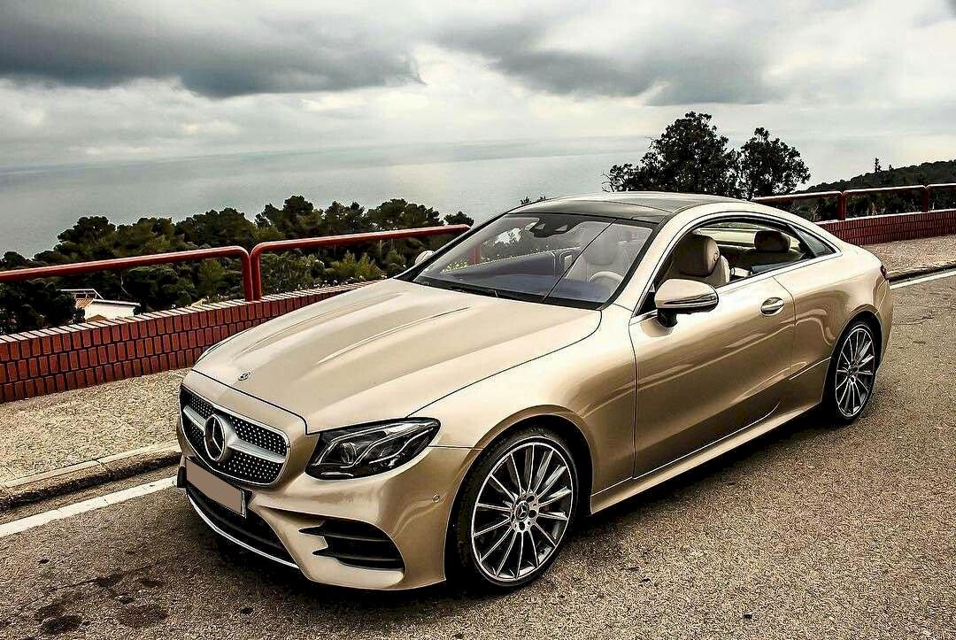 Assurance auto pas chère pour la Mercedes Classe E Coupé
