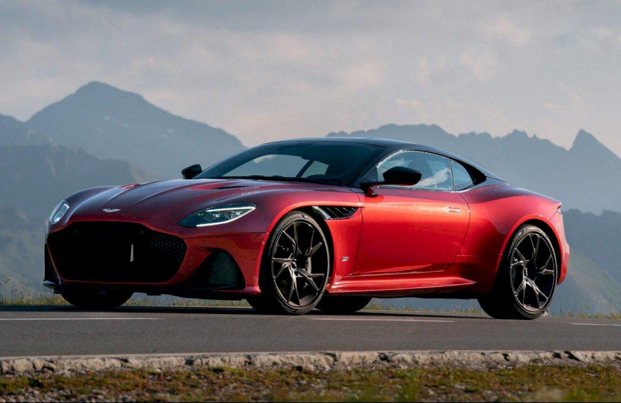 Assurance auto pas chère pour la Aston Martin DBS Coupé
