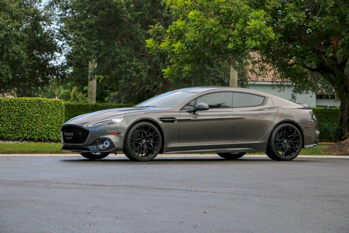 Assurance auto pas chère pour la Aston Martin Rapide