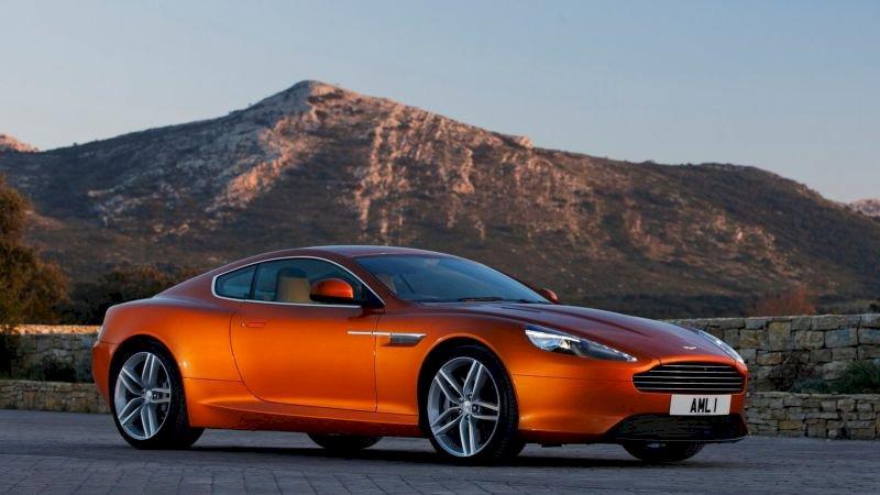 Assurance auto pas chère pour la Aston Martin Virage