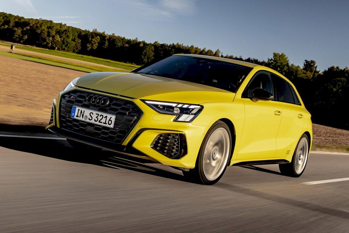 Assurance auto pas chère pour la Audi S3 Sportback