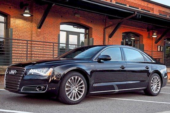 Assurance auto pas chère pour la Audi A8 L W12