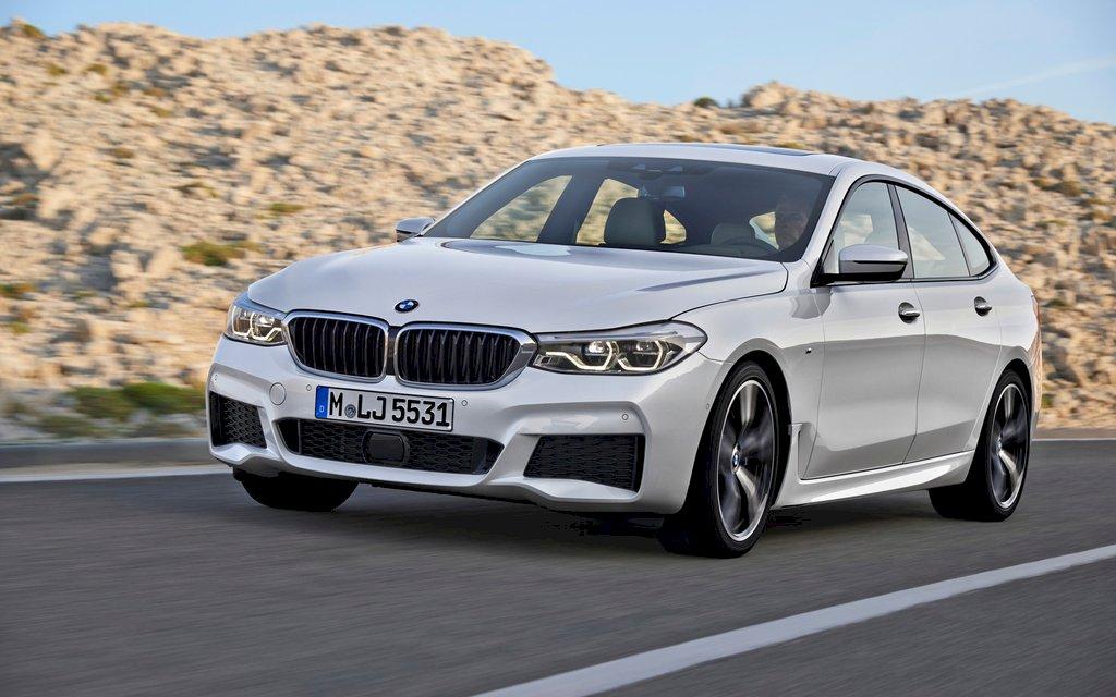 Assurance auto pas chère pour la BMW Série 6 Gran Coupé