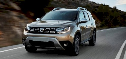 Dacia DUSTER DCI 110 4X2 BLACK TOUCH 2017