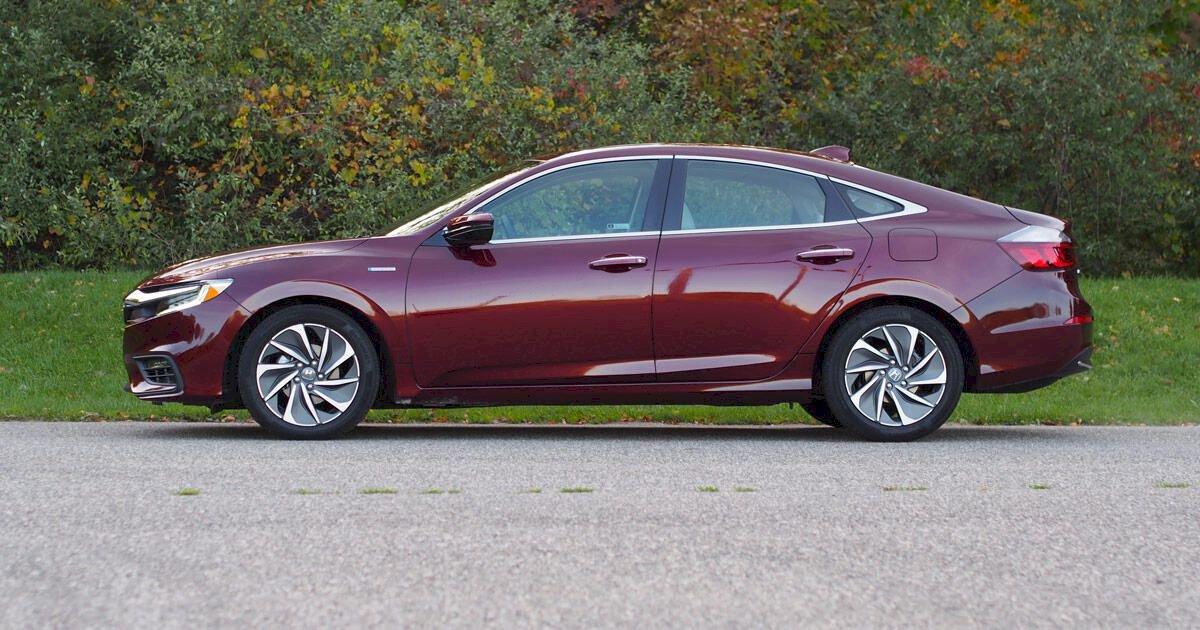 Assurance auto pas chère pour la Honda Insight