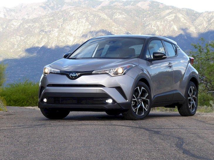 Assurance auto pas chère pour la Toyota CH-R