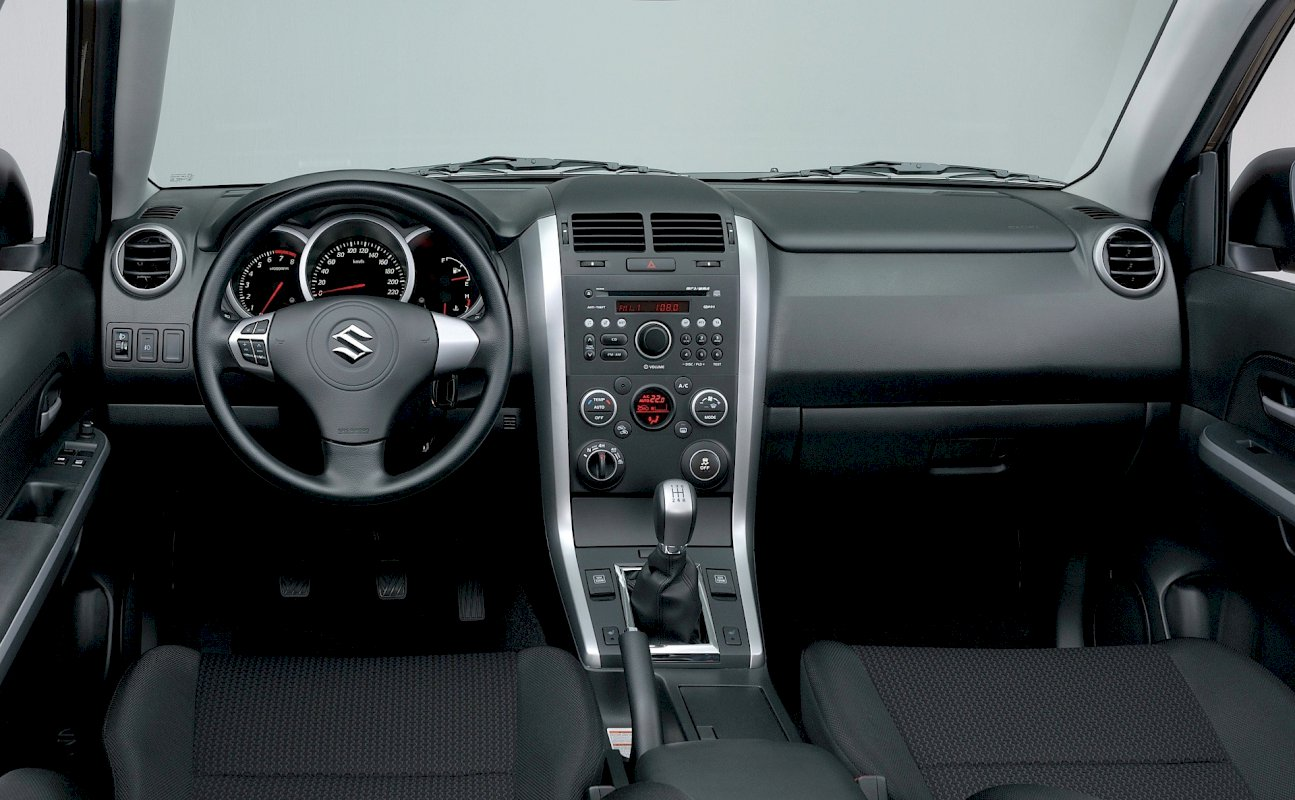 Assurance auto pas chère pour la Suzuki Grand Vitara II