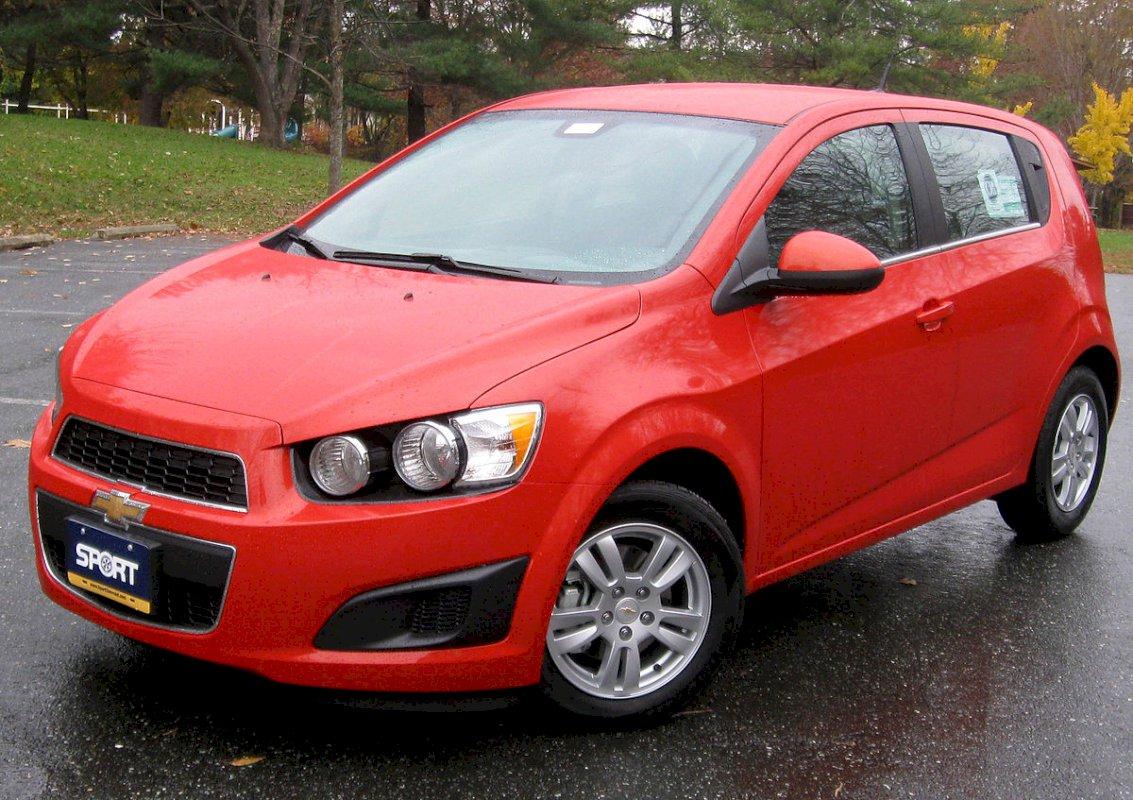 Assurance auto pas chère pour la Chevrolet Aveo