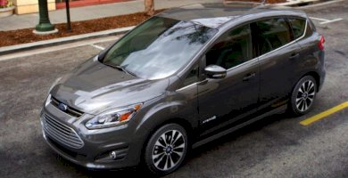 FORD C-MAX II 1.0 ECOBOOST 125 S&S EDITION