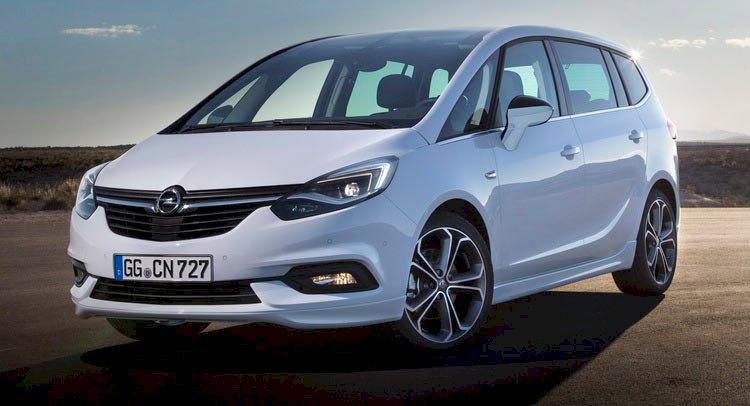 Assurance auto pas chère pour la Opel Zafira