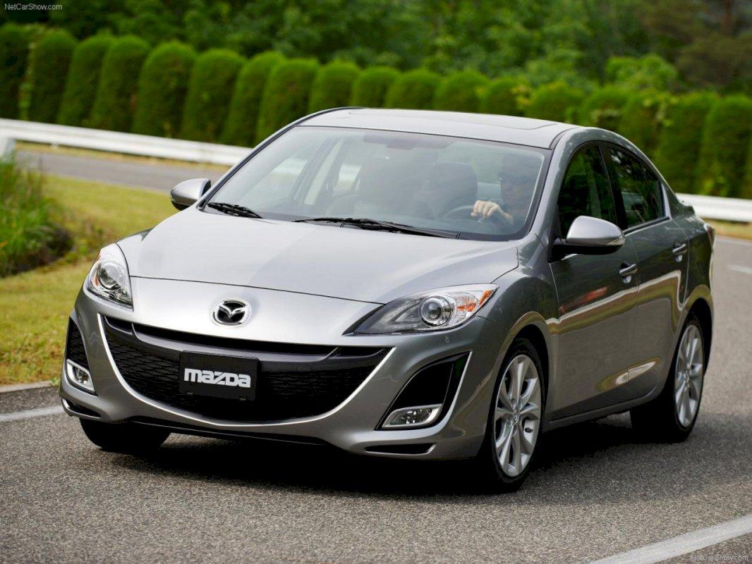 Assurance auto pas chère pour la Mazda 3 II
