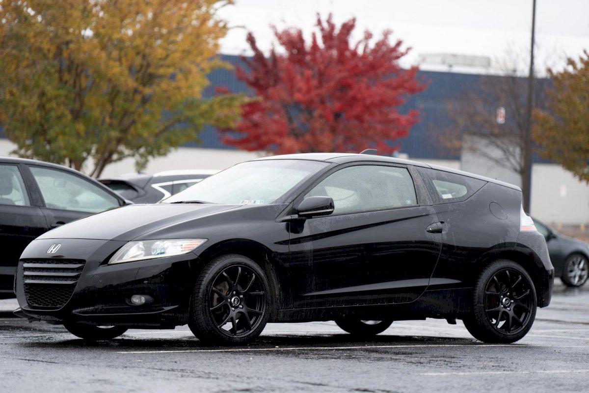 Assurance auto pas chère pour la Honda CR-Z