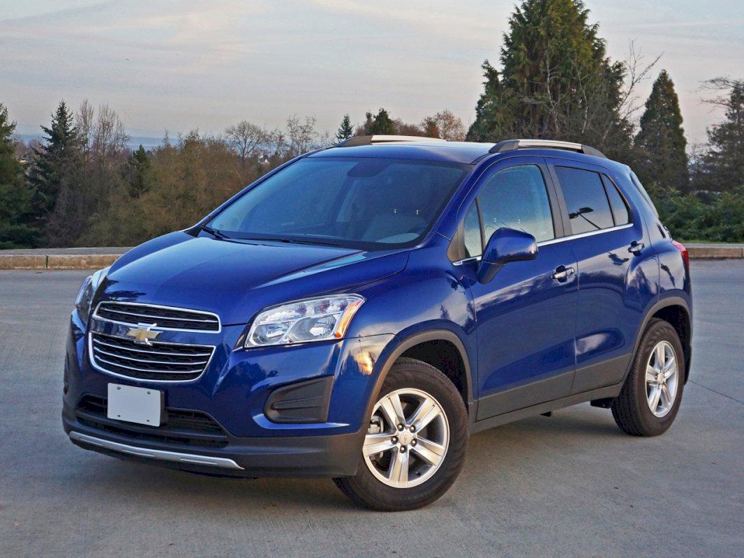 Assurance auto pas chère pour la Chevrolet Trax LT Plus