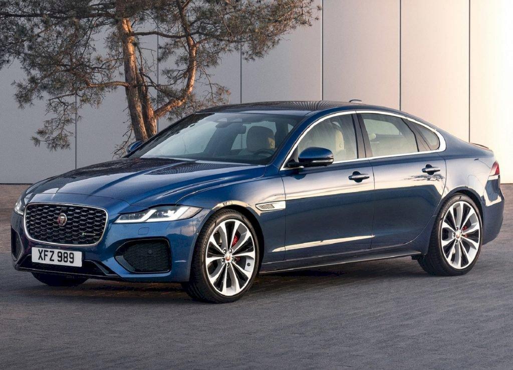 Assurance auto pas chère pour la Jaguar XF