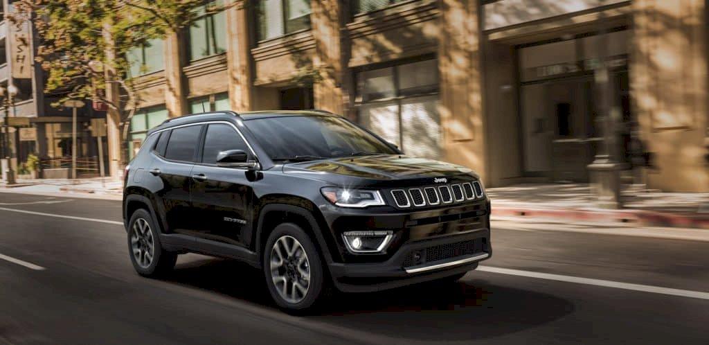 Assurance auto pas chère pour la Jeep Compass