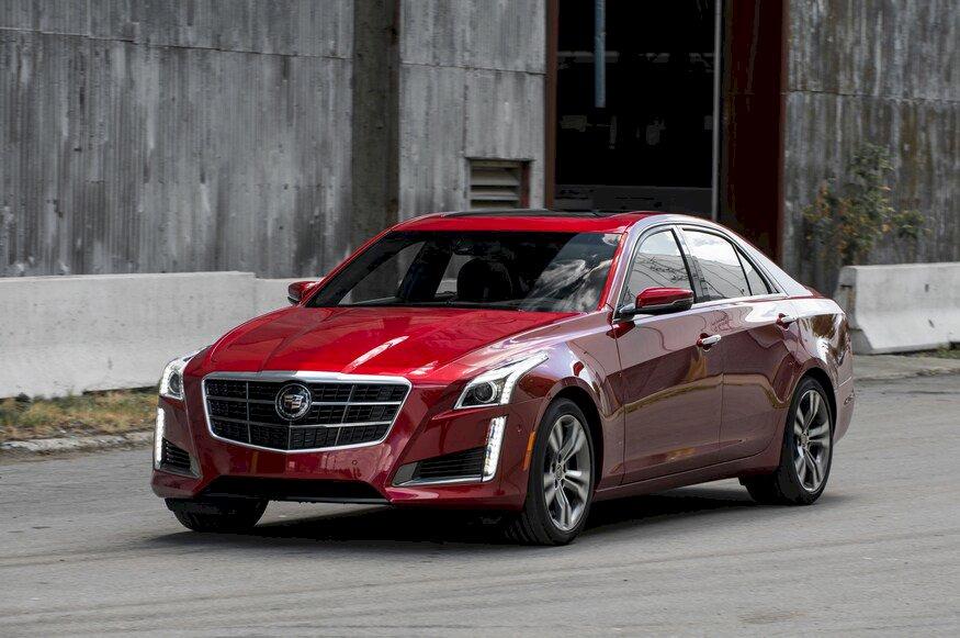 Assurance auto pas chère pour la Cadillac CTS 2014