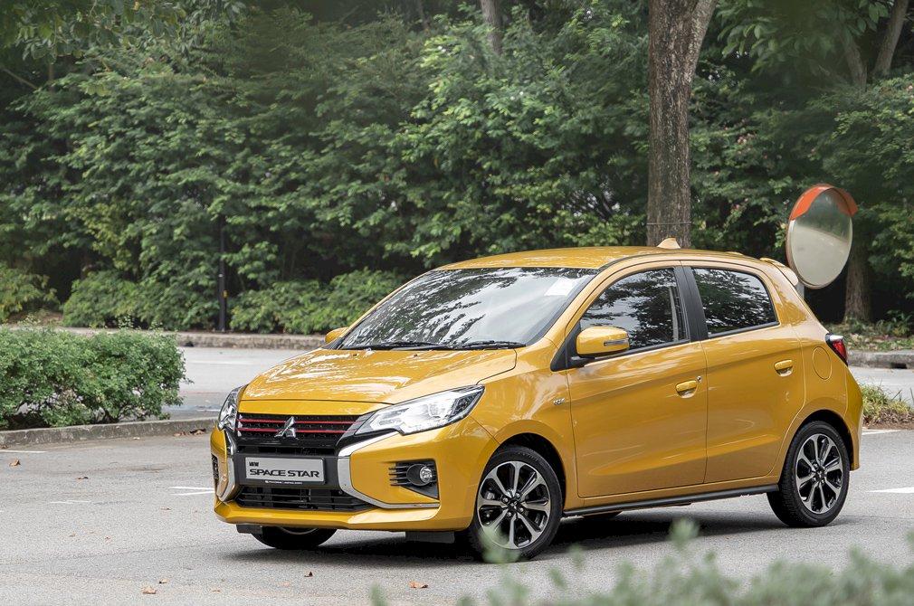 Assurance auto pas chère pour la Mitsubishi Space Star