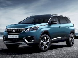 Peugeot 5008 Nouveau 1.6 BlueHDi 120 EAT6 Start & Stop GT Line