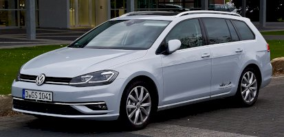 Volkswagen Golf SW 1.6 TDI 110 BlueMotion Technology Confortline