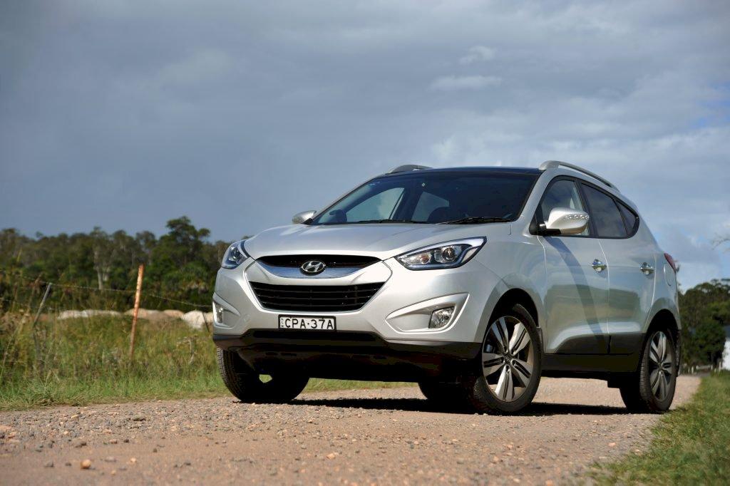 Assurance auto pas chère pour la Hyundai IX35 ll