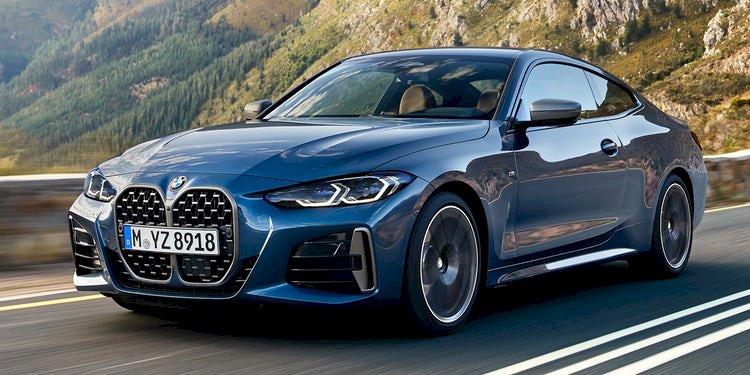 Assurance auto pas chère pour la BMW Serie 4