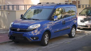 Fiat Doblo Cargo FT 1.3 MULTIJET 90 PACK PROFESSIONAL