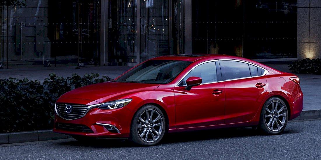 Assurance auto pas chère pour la Mazda 6