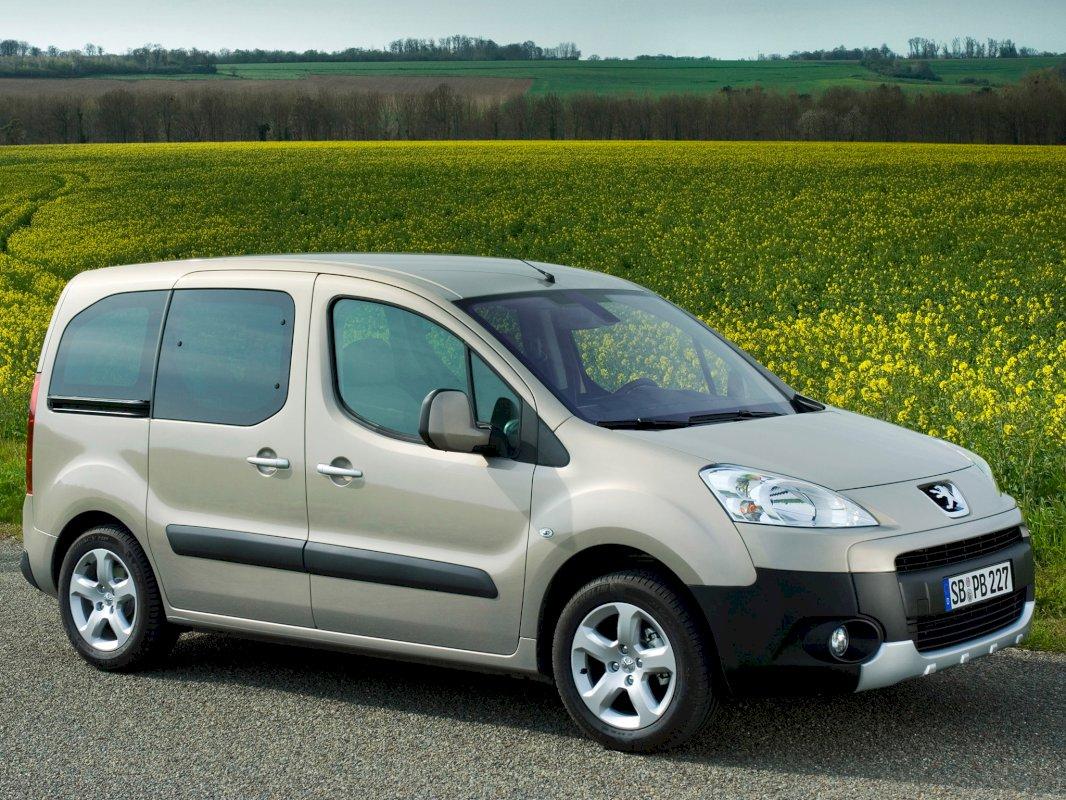 Assurance auto pas chère pour la Peugeot Partner Tepee II