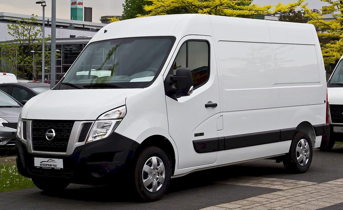 Assurance auto pas chère pour la Nissan NV400