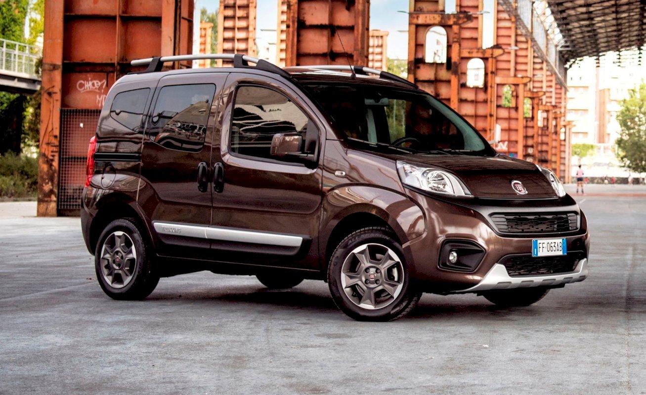 Assurance auto pas chère pour la Fiat Qubo