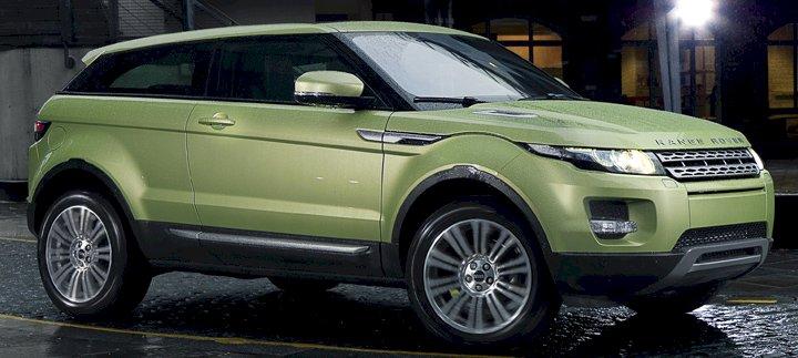 Assurance auto pas chère pour la Land Rover Range Rover II