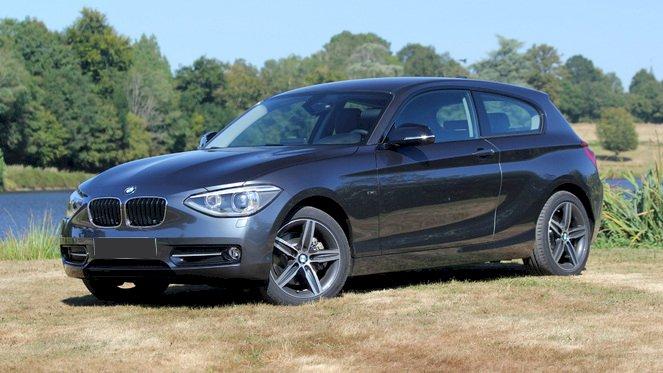 Assurance auto pas chère pour la BMW Série 1 - 3 portes