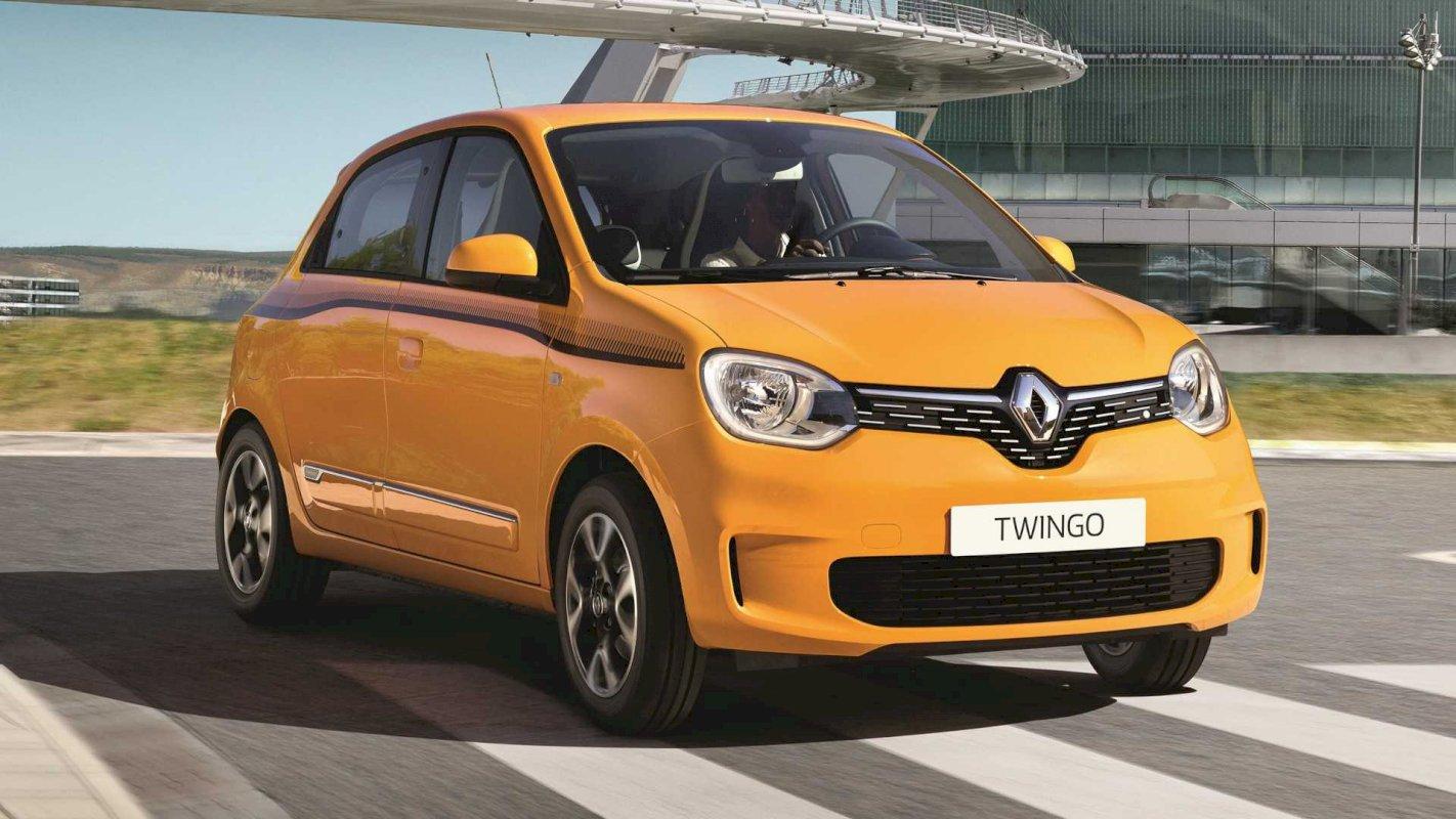 Assurance auto pas chère pour la Renault Twingo