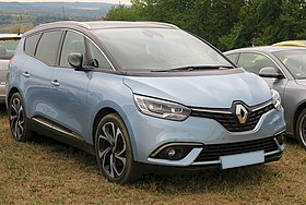 Renault Scenic Energy TCe 130 Start & Stop Bose Edition