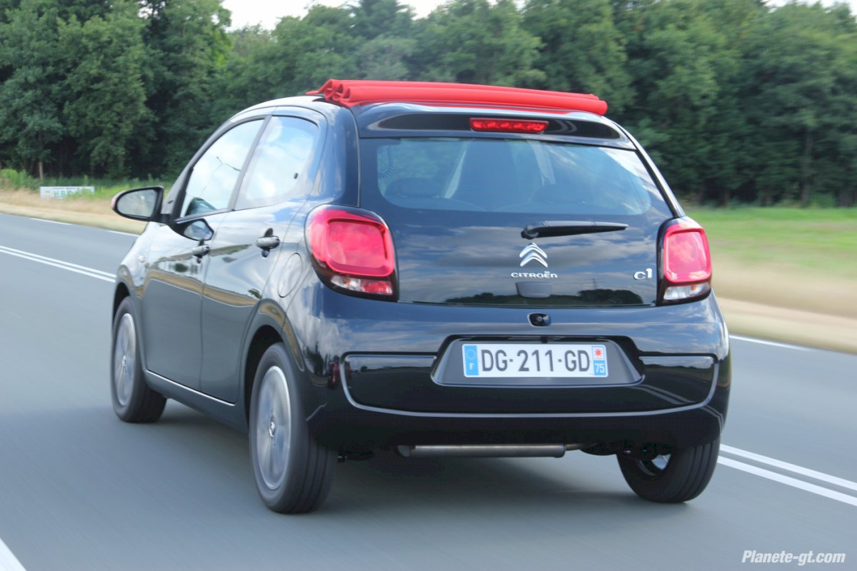 Citroën C1 VTi 68 Feel Edition